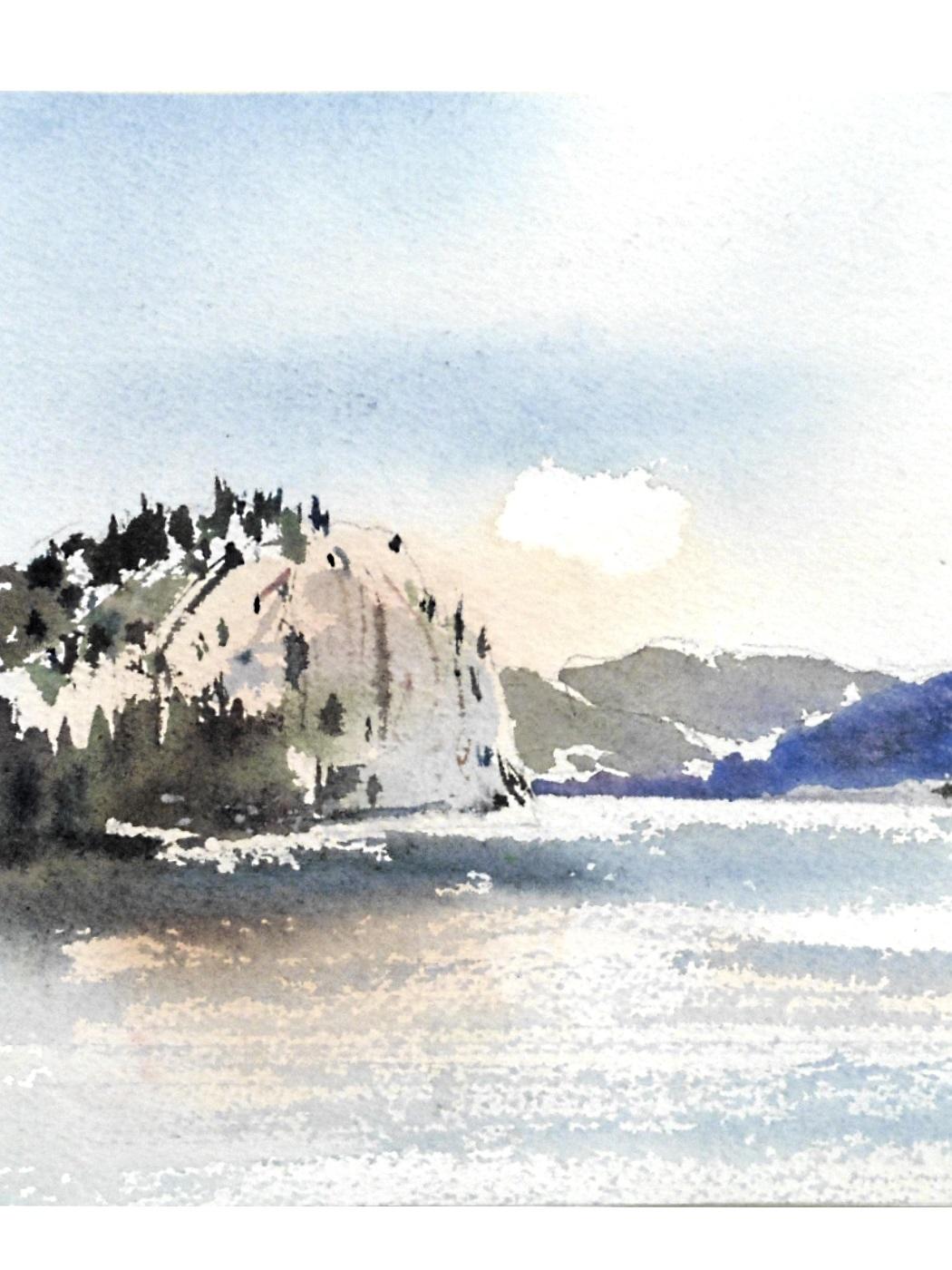 Paul Lake, December